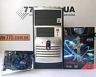 Игровой компьютер Foxconn, Intel Core i3 3GHz, RAM 4ГБ, HDD 160ГБ, Radeon R7 240 2ГБ(новая), фото 1