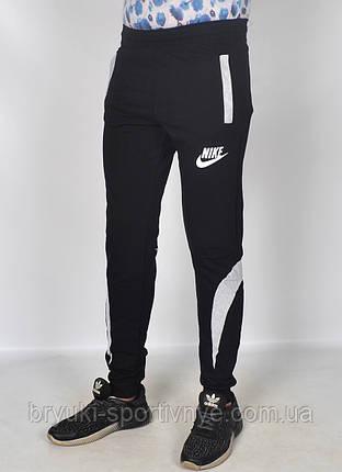 Штаны спортивные Nike зауженные - юниор, фото 2