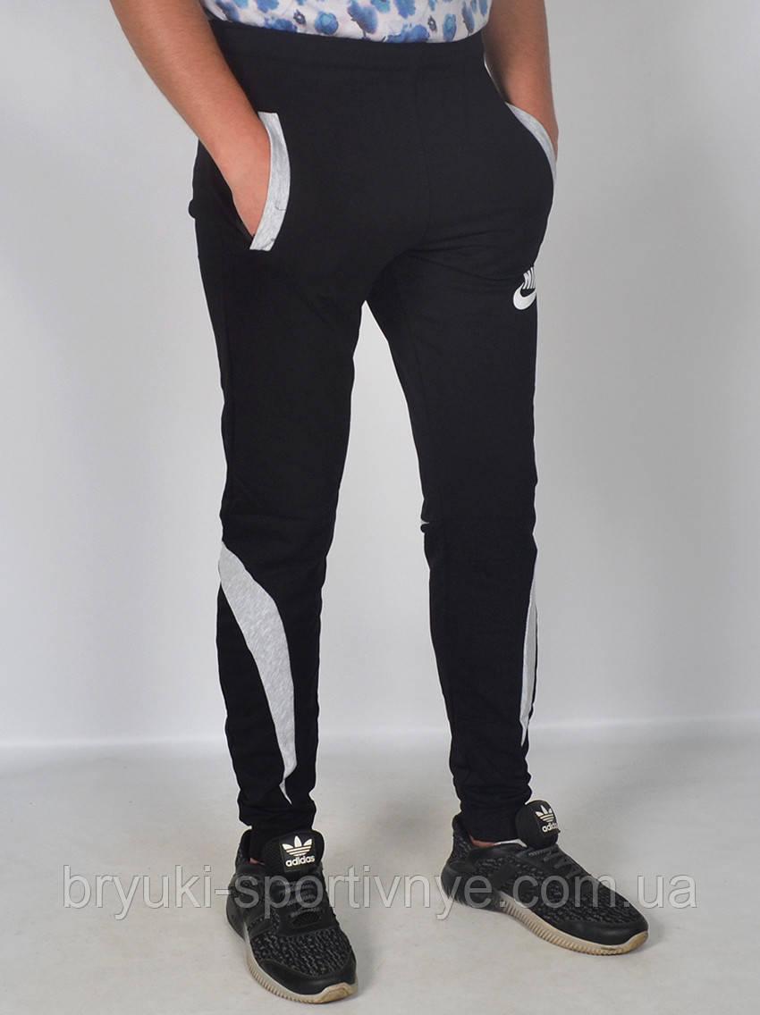 Штаны спортивные Nike зауженные - юниор