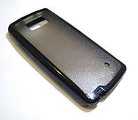 Силиконовый чехол для Nokia 700 Zeta черный