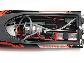 Катер на р/у 2.4GHz Fei Lun FT010 Racing Boat 65см (черный), фото 2