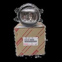 Фара противотуманная led (производство TOYOTA ), код запчасти: 8121048050