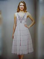Платье-сарафан  разных цветов