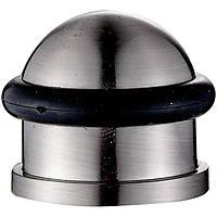 Стопор дверной Linde M-38 SN 26x30 мм матовый никель