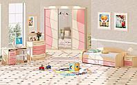 Набор мебели для детской комнаты серии Волна (каталог)