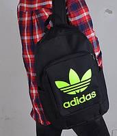 Модный рюкзак в стиле adidas yellow
