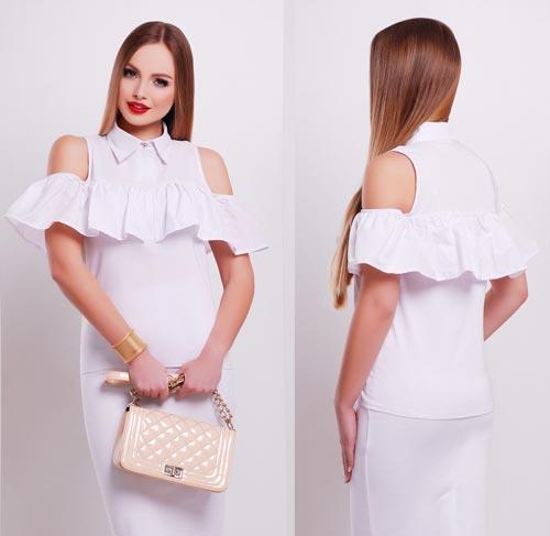 купить женскую блузку недорого украина