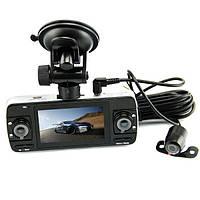 Видеорегистратор DVR-F80 на 3 камеры, фото 1