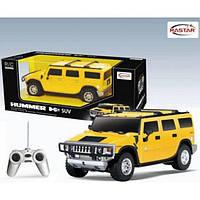 Машина (модель) на радиоуправлении Hummer H2 1:27Rastar28500