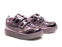Кроссовки с Led подсветкой на девочку розовые р.26,27,28,29,30,31
