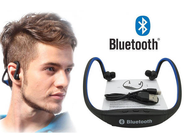 Наушники Sport S9 bluetooth