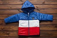 Куртка для мальчика на 4-6 лет