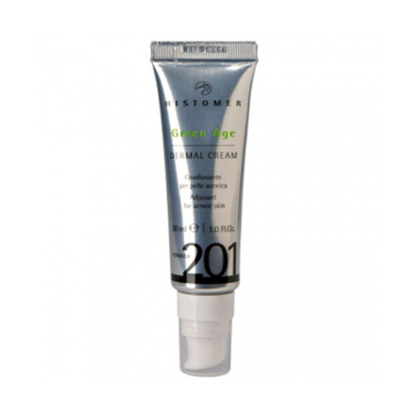 FORMULA 201 green age dermal Восстанавливающий крем для проблемной кожи, 30 мл.Histomer