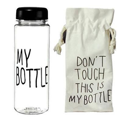 MyBottle Бутылка с чехлом