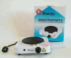 Электроплита DT-100 A