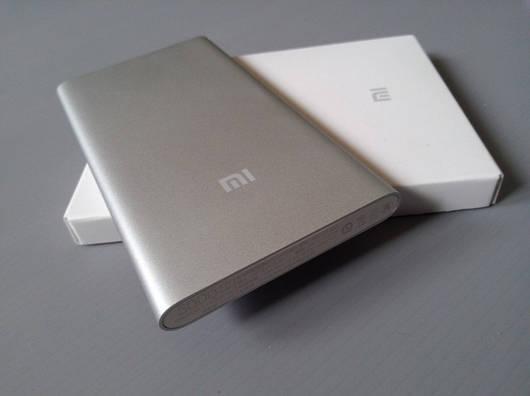 Power Bank Xiaomi 24000 mah Slim портативное зарядное