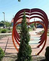Парк Влюбленных сердец Смт.Доброслав