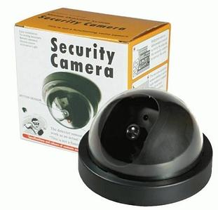 Купольная камера Security Camera (муляж)