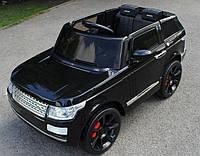 Детский электромобиль Range Rover 6628 черный