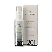 FORMULA 201 green age body Нормализующий спрей для тела при проблемной коже, 75 мл Histomer