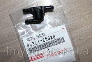 Клапан (производство TOYOTA ), код запчасти: 8532128020