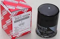 Масляный фильтр (производство TOYOTA ), код запчасти: 90915-10004