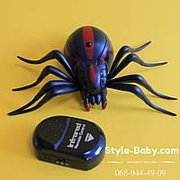 Робот паук на радиоуправлении коробка 18,5-15,5-23,5 см