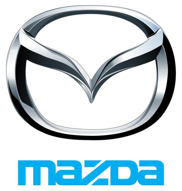 Боковые пороги Mazda