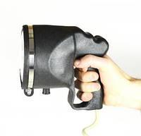 Прожектор-ксенон на прищепке, с ручкой, корпус черный 3600 lm, точечный