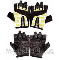 Smart Zip Gloves Lime L size MEX Nutrition