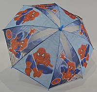"""Детский зонтик трость для мальчика на 3-6 лет от фирмы """"Paolo"""""""