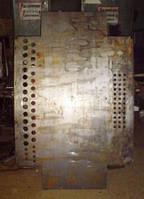 Рубка гильотиной листового металла в Харькове
