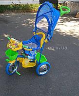 Велосипед,Детский трехколесный велосипед Вини Пух