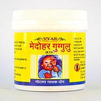 Медохар Гуггул (Medohar Guggulu, Vyas Pharmaceuticals) аюрведический препарат для похудения