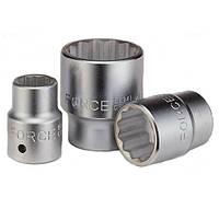 Головка торцевая 3/4 дюйма, 12 граней, 30 мм Force