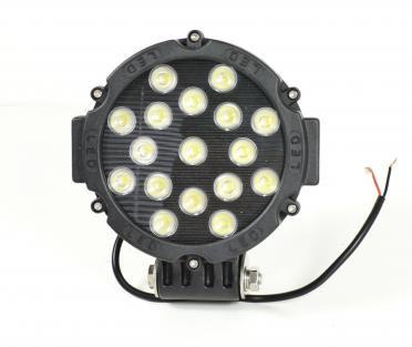 Прожектор поисковый Led для судна 3600 lm, корпус алюминий, свет рассеянный