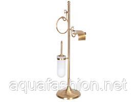 Бронзовые аксессуары для ванной и туалета Kugu