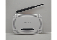 Wi-Fi роутер TP-Link WR-740N, маршрутизатор
