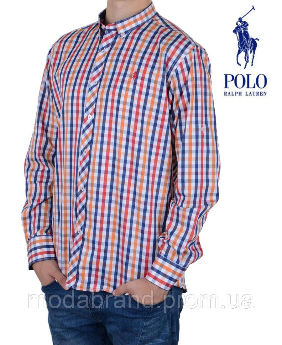 90c44b2c6 Брендовая мужская рубашка Ralph Lauren. -