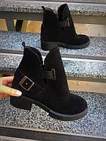 Стильные ботинки Diezzzl.Натуральный замш