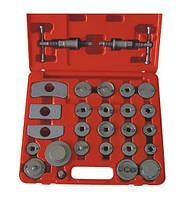 Набор инструментов для сведения тормозных цилиндров, 27 предметов, подходит для большинства европейских и японских автомобилей Force