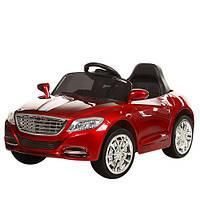 Детский электромобиль M 3151 EBRS-3 с автопокраской, EVA колёса, бордо