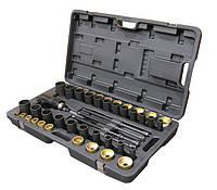 Набор инструментов для перепрессовки сайлентблоков, втулок Force 949T1