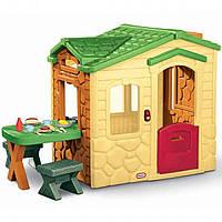 """Детский игровой домик """"Пикник"""" Little Tikes - США - оснащен музыкальным дверным звонком"""