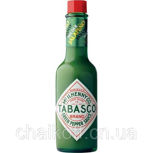 Соус Tabasco Green Pepper Sause Mild 60ml (шт.)