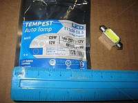 Лампа led софитная c5w 12v  t11x36-s8.5 (1smdx3chips) mega-led  white <tempest (производство Tempest ), код запчасти: TMP20T1112V
