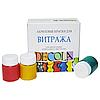 Набор акриловых красок для витража 6штх20мл, Decola