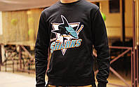 Свитшот San Jose Sharks Black