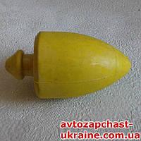 Отбойник нижнего рычага ВАЗ 2101-07 [Полиуретан цветной, Украина]