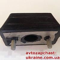 Подушка двигателя Газель (ребр.) [Металл+Резина, Украина]